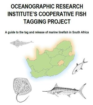 A guide to the tag and release of marine linefish in South Africa
